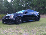 2012 Cadillac CTSV Coupe 2-Door